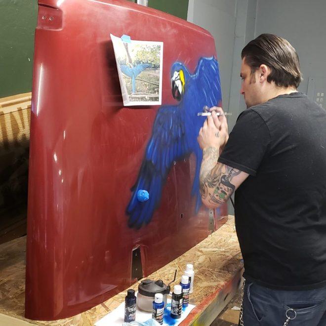 ad paints
