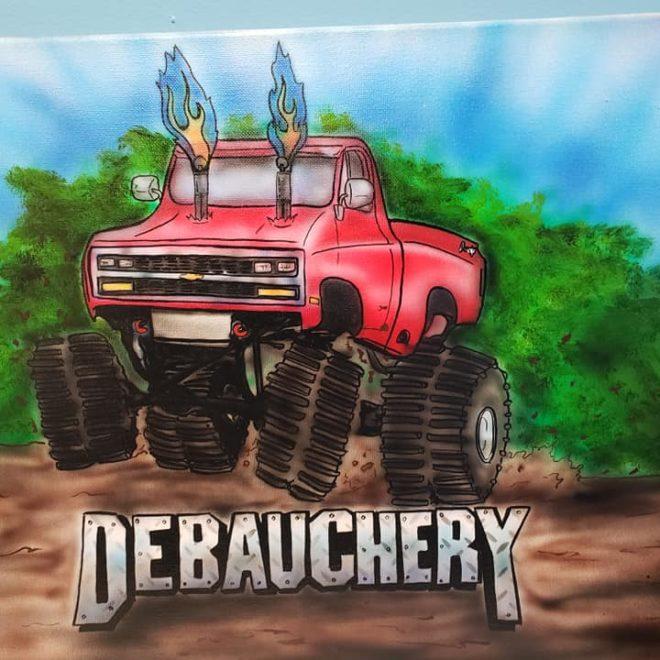 debauch